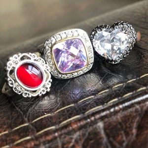 Mix and match rings!